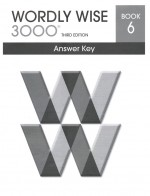 Wordly Wise 3000 (Book 6) (Answer Key)