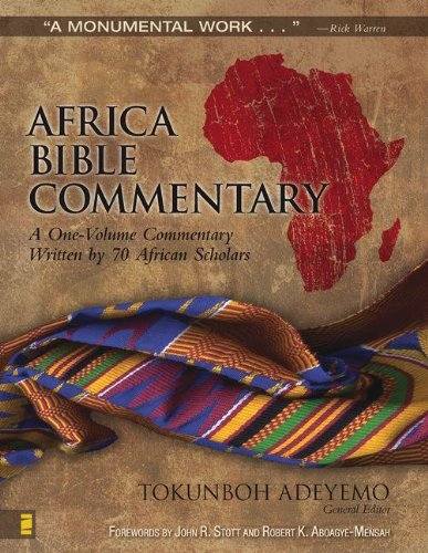Africa Bible Commentary (2nd Ed)