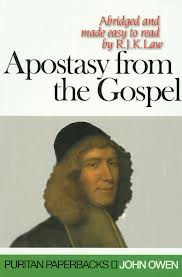 Apostasy from the Gospel