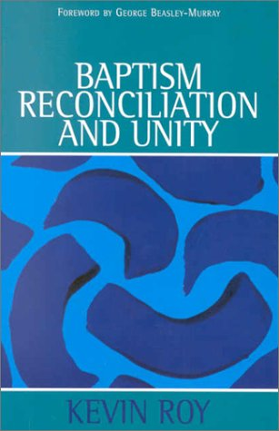 Baptism, Reconciliation and Unity