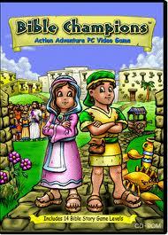 Bible Champions (Vol 1) (CD-Rom)