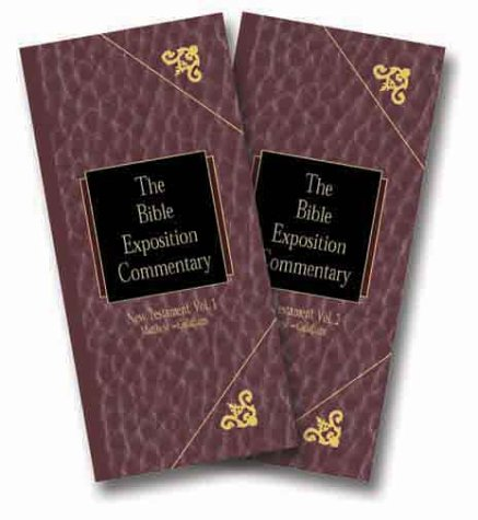 Bible Exposition Commentary (2 vols)