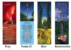 Bookmark (BML7 codes) (Christian Art)