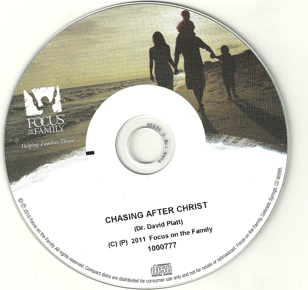 Chasing After Christ (CD)