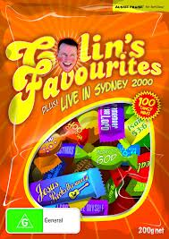 Colin's Favourites (DVD)