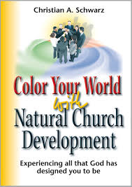 Color Your World with Natural Church Dev