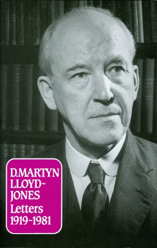 D Martyn Lloyd-Jones Letters