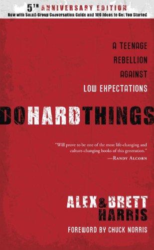 Do Hard Things (HC)