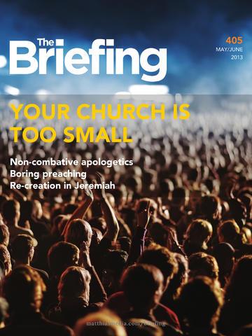 E-Briefing Annual Subscription