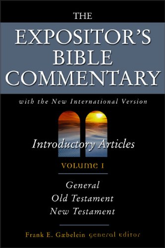 Expositor's Bible Commentary (Vol 1)