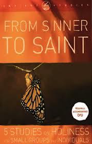 From Sinner to Saint (Workbook)