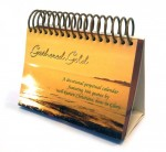 Gathered Gold (Desk Calendar)