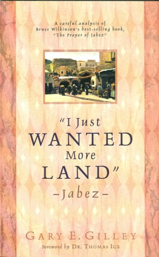 I Just Wanted More Land - Jabez