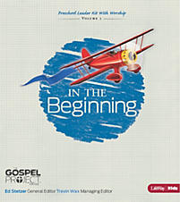 In the Beginning (Preschool Leader Kit W