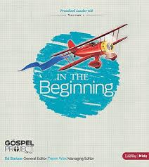 In the Beginning (Preschool Leader Kit)