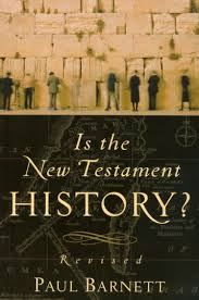 Is the New Testament History