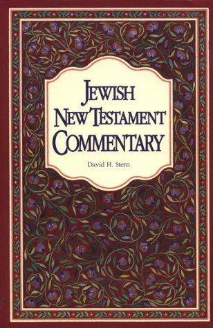 Jewish New Testament Commentary (PB)