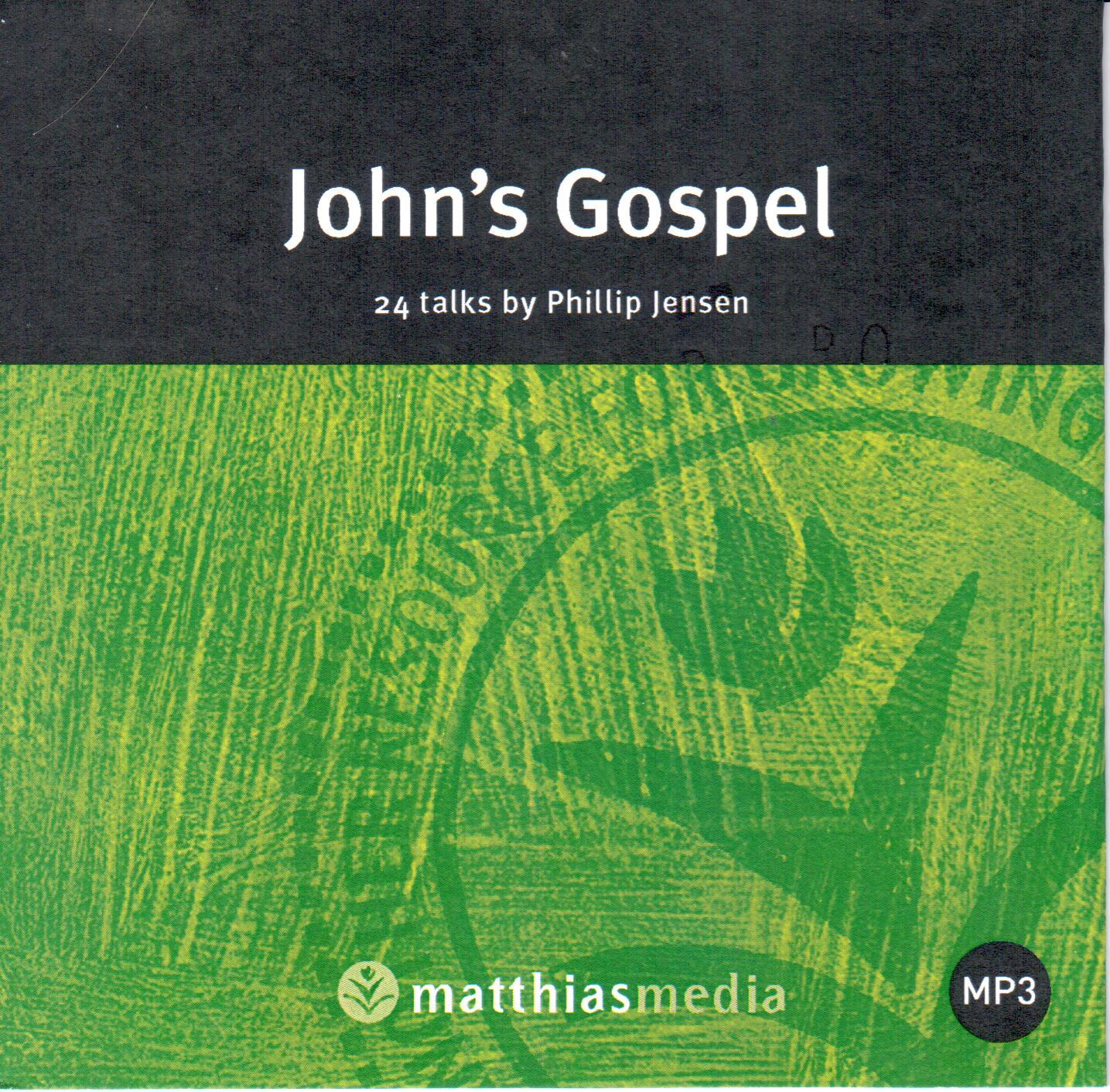 John's Gospel (MP3)
