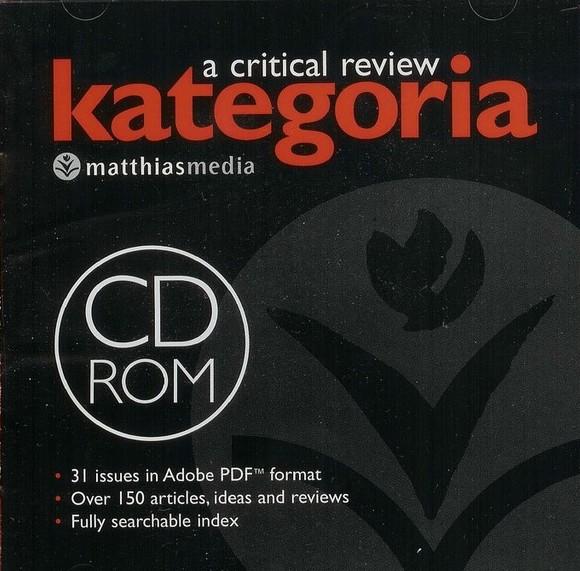 Kategoria (CD-Rom)