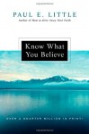 Know What You Believe (IVP)