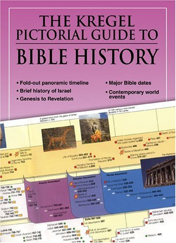 Kregel Pictorial Guide to Bible History