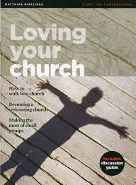 Loving Your Church (Minizine)