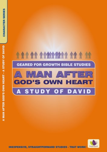 Man After God's Own Heart (David) Geared