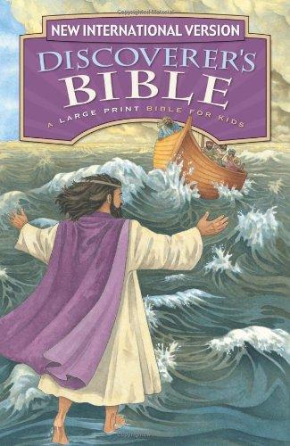 NIV Discoverer's Bible (HC)