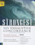 NIV Strongest Concordance