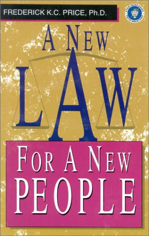 New Law for a New People, A