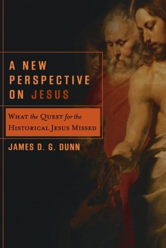 New Perspective on Jesus, A