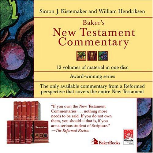 New Testament Commentary (CD-Rom)