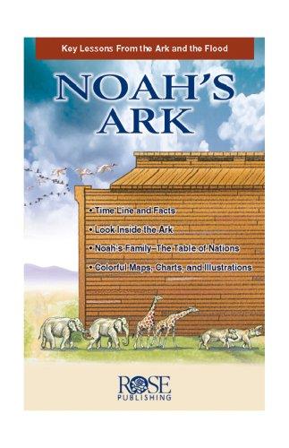 Noah's Ark pamphlet