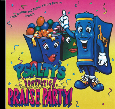 Psalty's Funtastic Praise Party (CD)