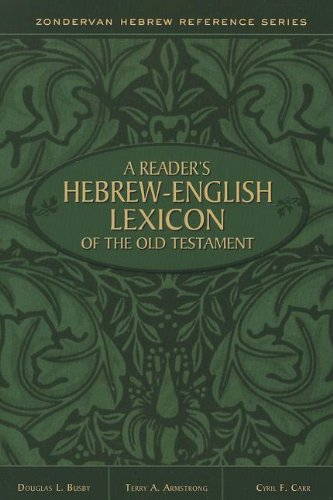 Reader's Hebrew-English Lexicon of the O