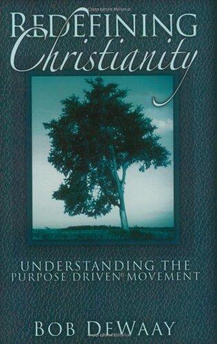 Redefining Christianity