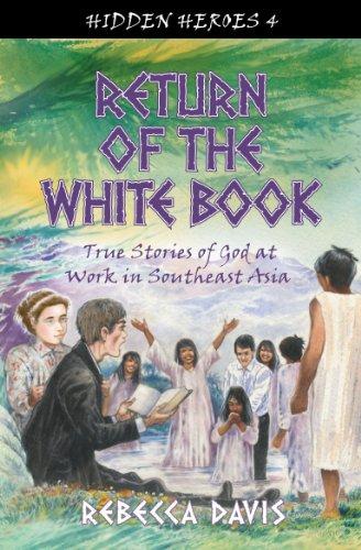 Return of the White Book (Hidden Heroes4
