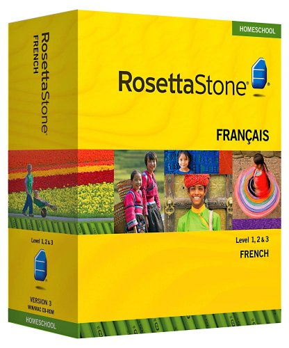 Rosetta Stone - French Set