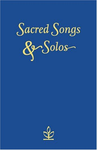 Sankey's Sacred Songs & Solos (Words)