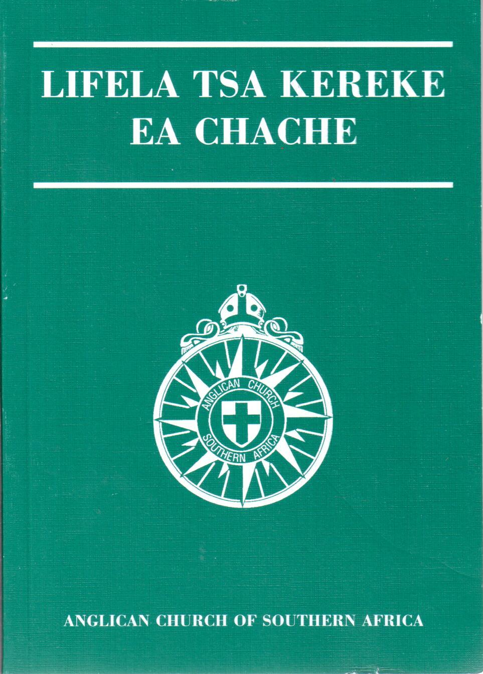 SeSotho Anglican Hymn Book