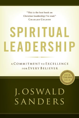 Spiritual Leadership (Sanders)