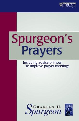 Spurgeon's Prayers