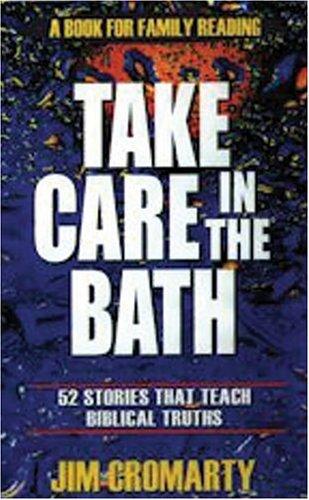 Take Care in the bath
