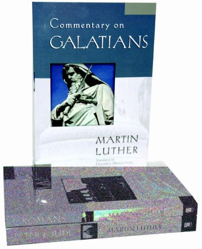 The Essential Martin Luther Commentary Set