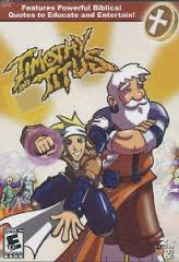 Timothy and Titus Game CD Rom