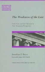 Weakness of the Law, The