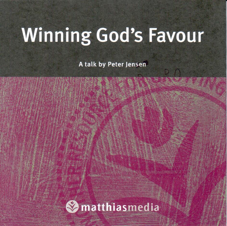 Winning God's Favour (CD)