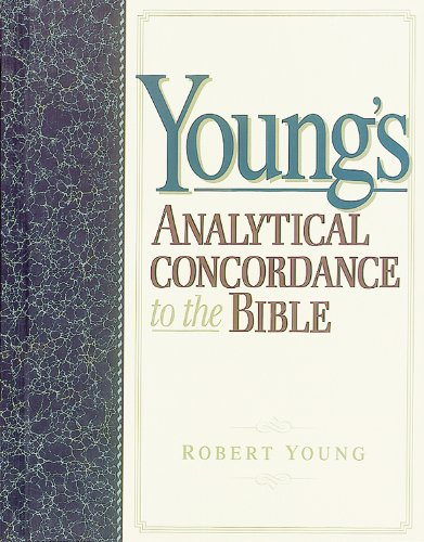 Young's Analytical Concordance to the Bible 1