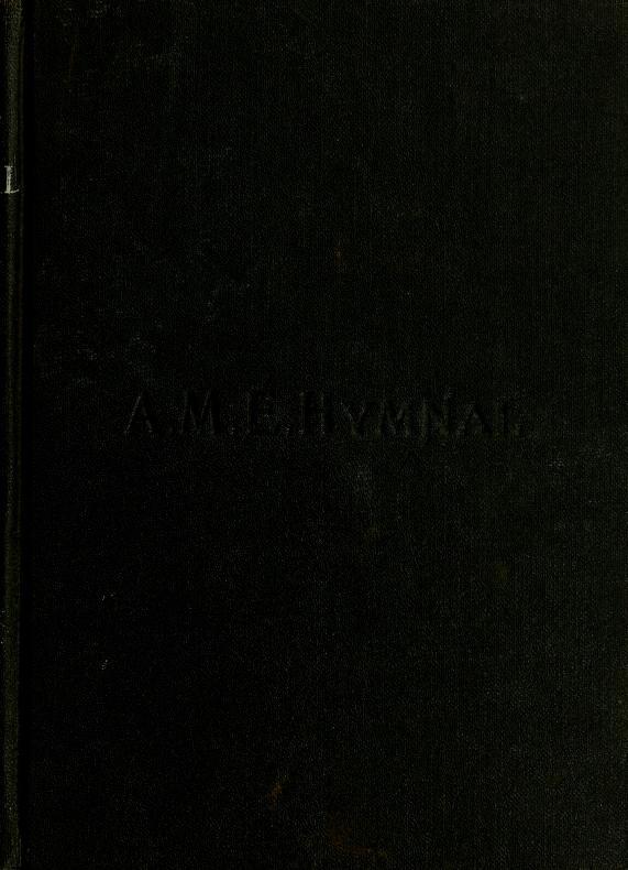Zulu Anglican Hymn Book