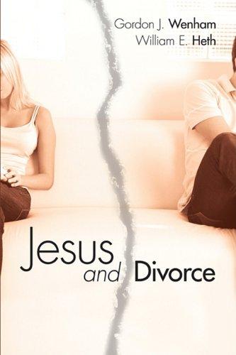 jesus and divorce